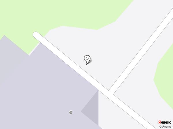 Лицей №597 на карте Санкт-Петербурга