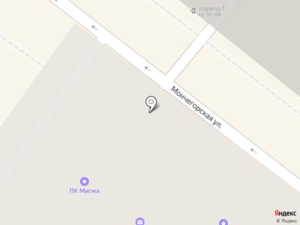 Т-Лэйбл на карте Санкт-Петербурга