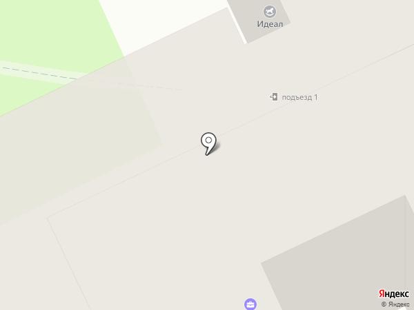 Купеческий Клуб Санкт-Петербурга на карте Санкт-Петербурга
