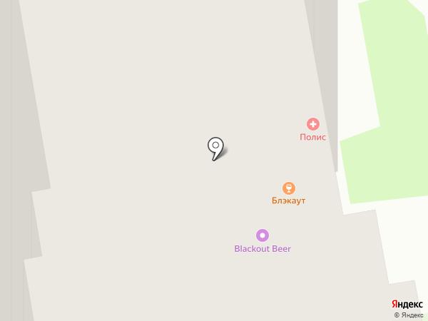 DiCom на карте Санкт-Петербурга