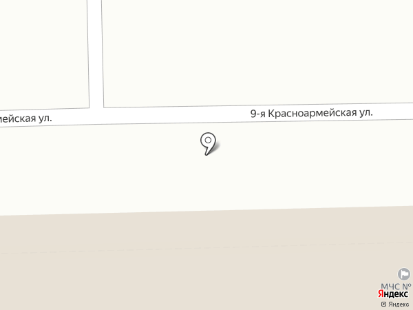 Отдел надзорной деятельности и профилактической работы Адмиралтейского района на карте Санкт-Петербурга
