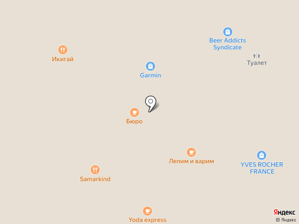 Love Republic на карте Санкт-Петербурга