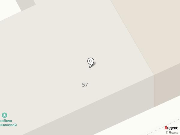 Greenway на карте Санкт-Петербурга