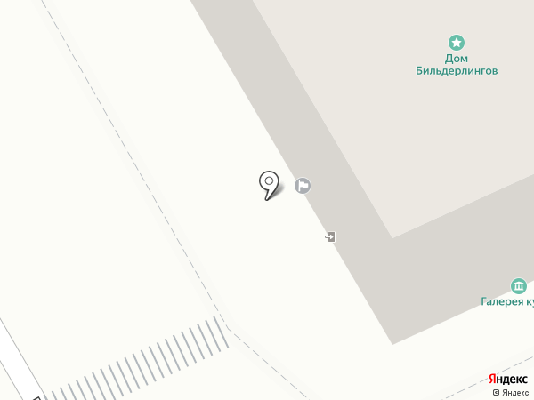 Галерея Кукол на карте Санкт-Петербурга