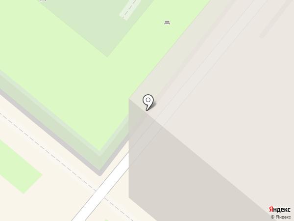 Milano на карте Санкт-Петербурга