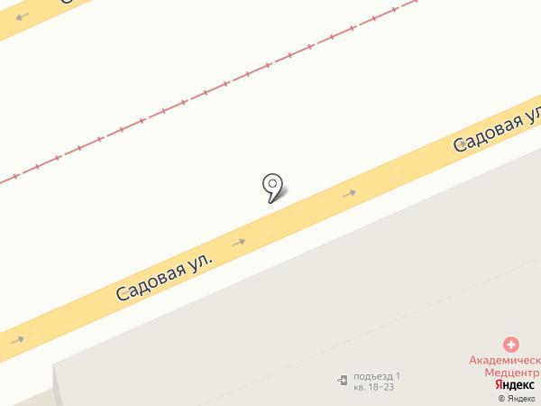Нотариус Козлов К.В. на карте Санкт-Петербурга