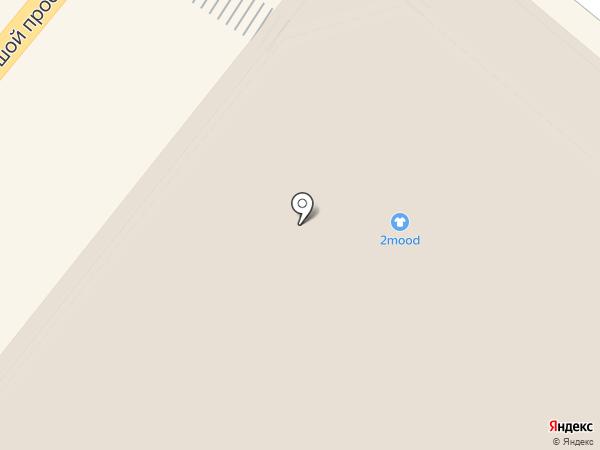 Corneliani на карте Санкт-Петербурга