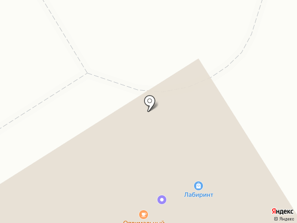 РИВТ на карте Санкт-Петербурга