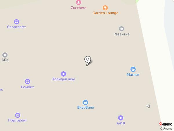 Пик Медиа на карте Санкт-Петербурга