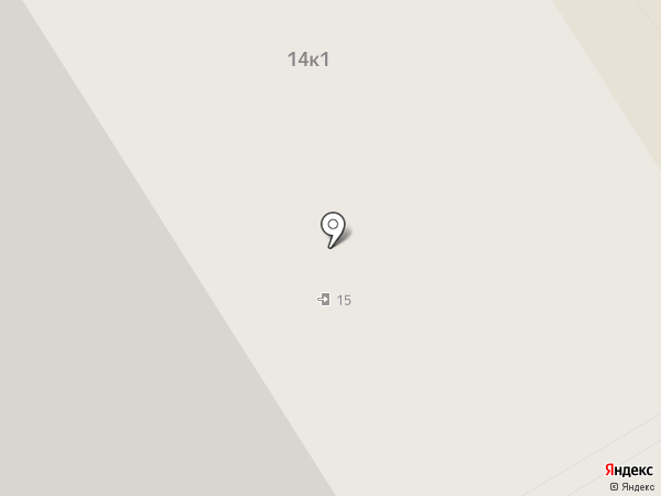 Ланской квартал, ЖСК на карте Санкт-Петербурга