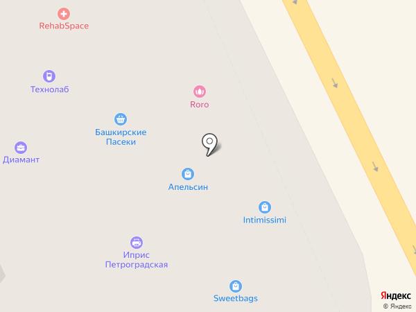 Aidem на карте Санкт-Петербурга
