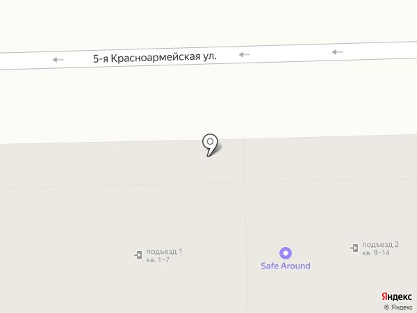 Строй-Сервис, ЗАО на карте Санкт-Петербурга