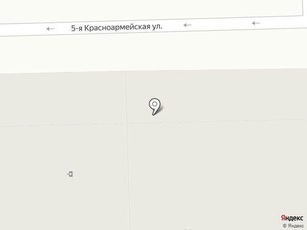 СИ ЛОДЖИСТИКС на карте Санкт-Петербурга