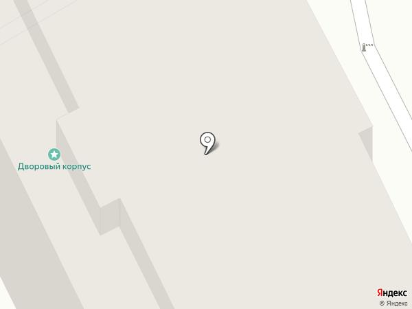 Златоуст. Дом Бенуа на карте Санкт-Петербурга
