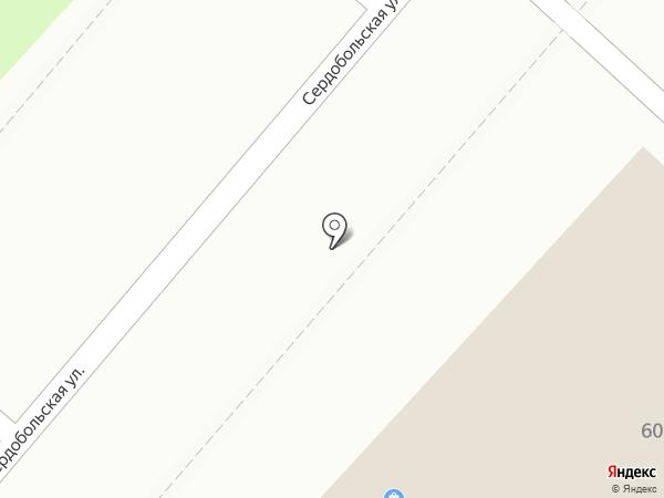 Стройинвест, ЗАО на карте Санкт-Петербурга
