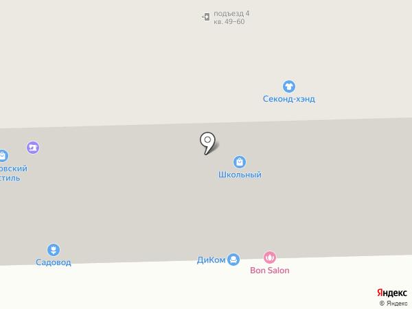ДиКом на карте Санкт-Петербурга