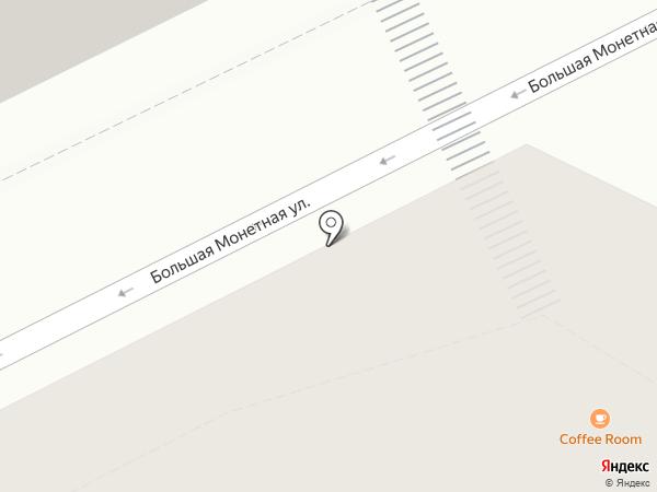 Жилкомсервис №2 Петроградского района на карте Санкт-Петербурга