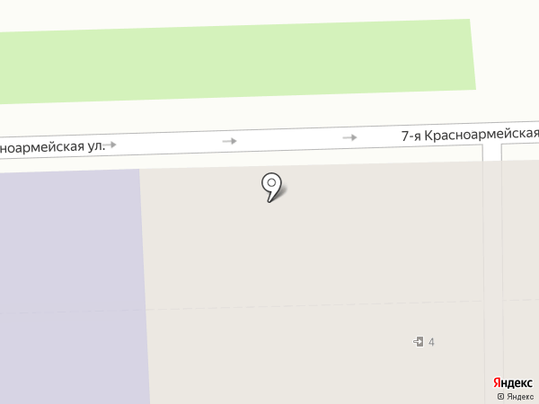 Нотариус Строителева Н.С. на карте Санкт-Петербурга