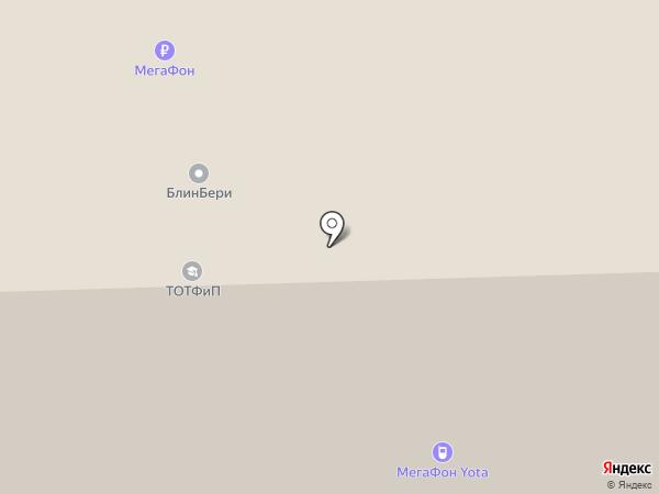 Санкт-Петербургский техникум отраслевых технологий, финансов и права на карте Санкт-Петербурга