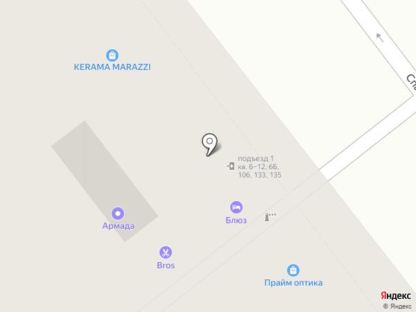 Калевала на карте Санкт-Петербурга