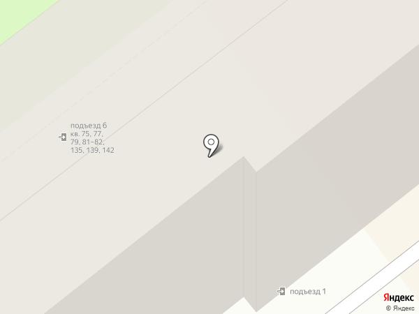 АйБиАй-Трэвел на карте Санкт-Петербурга