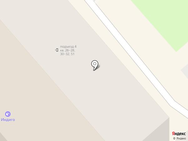 ВЕКТОР, ЗАО на карте Санкт-Петербурга