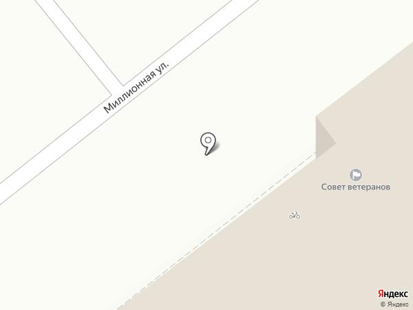 Федерация бадминтона г. Санкт-Петербурга на карте Санкт-Петербурга