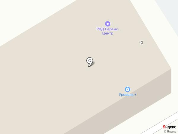 Шиномонтажная мастерская на карте Вартемяг