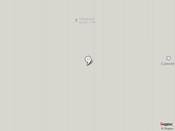 ТТИ на карте Санкт-Петербурга