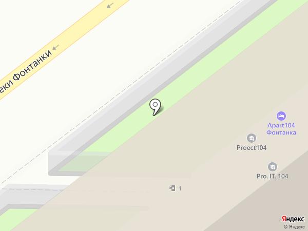 Цербер на карте Санкт-Петербурга