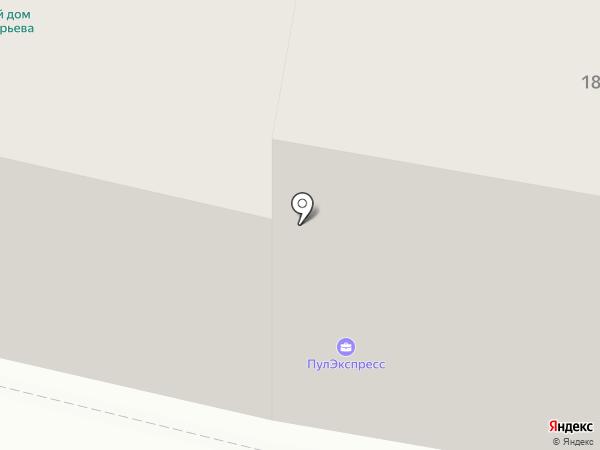 Davinci park на карте Санкт-Петербурга