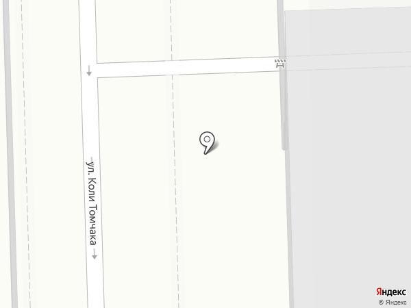 Оливера на карте Санкт-Петербурга