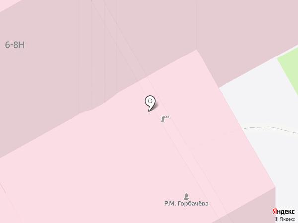 НИИ пульмонологии на карте Санкт-Петербурга