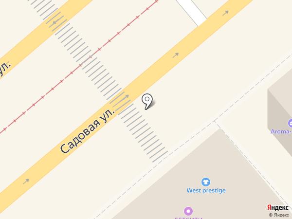 Молодёжный шик на карте Санкт-Петербурга