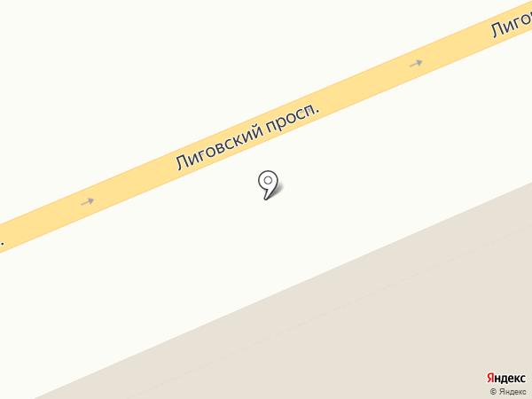 СЕВЕРО-ЗАПАДНАЯ СТРОИТЕЛЬНАЯ КОМПАНИЯ на карте Санкт-Петербурга