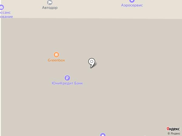 Регистр Ллойда Европы, Ближнего Востока и Африки на карте Санкт-Петербурга