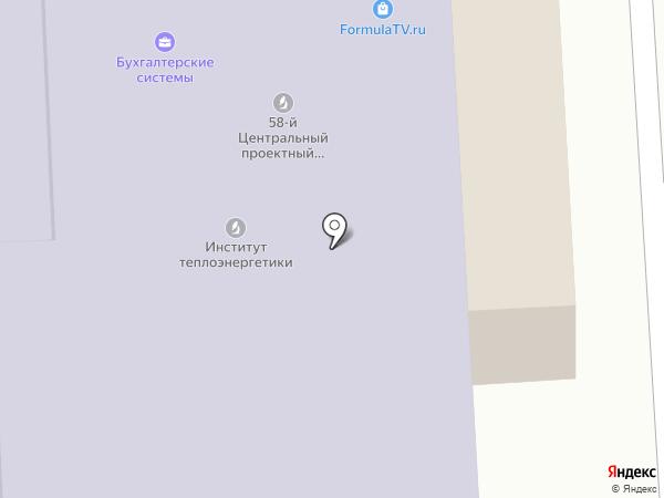 Сертификация на карте Санкт-Петербурга
