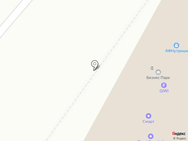 Стройконтакт на карте Санкт-Петербурга