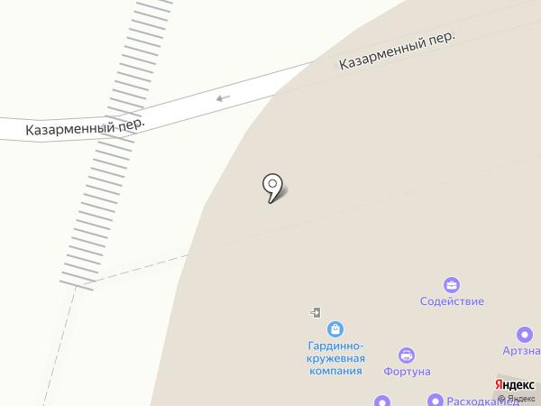 Степ-СПБ на карте Санкт-Петербурга