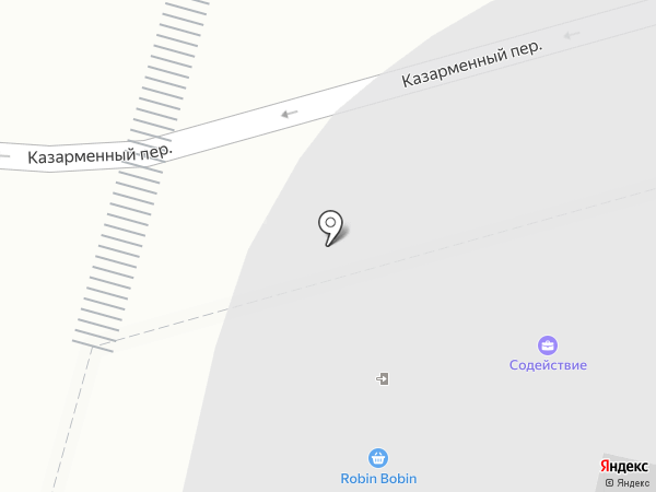 Пампэла на карте Санкт-Петербурга