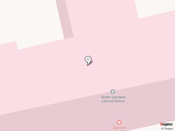 Детская городская больница Святой Ольги на карте Санкт-Петербурга
