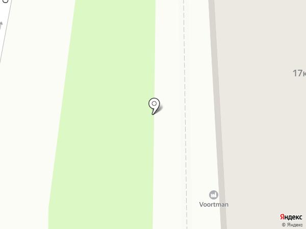 Voortman на карте Санкт-Петербурга