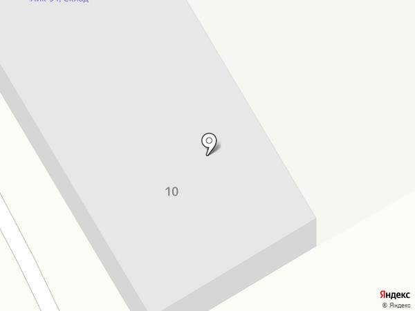 ЛИК-94 на карте Вартемяг