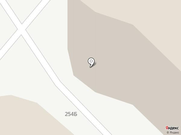 Фудлайн на карте Санкт-Петербурга