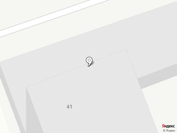 Фуэте, ЗАО на карте Санкт-Петербурга