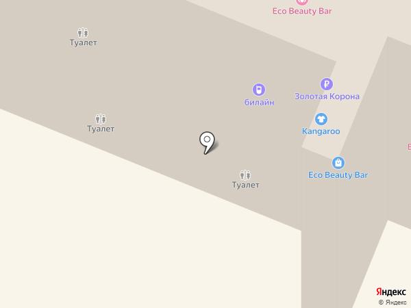 Kangaroo на карте Санкт-Петербурга
