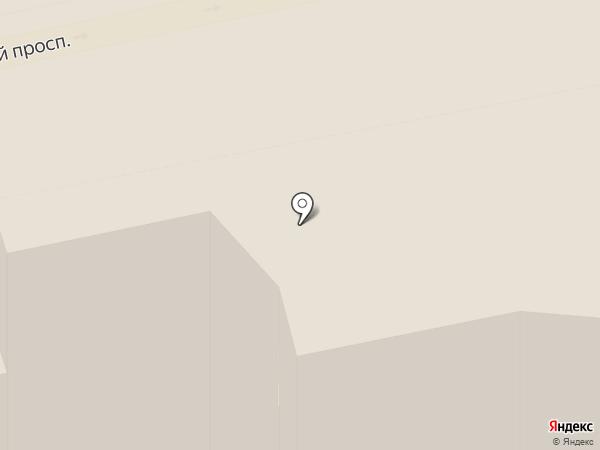АЧФ, ЗАО на карте Санкт-Петербурга