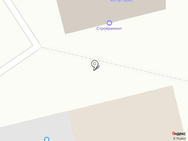 СТРОЙРЕМОНТ на карте Санкт-Петербурга