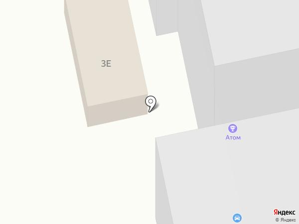 Группа компаний КОСМИ на карте Санкт-Петербурга