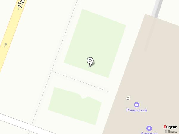 Промышленно-коммерческая фирма Дельта на карте Санкт-Петербурга